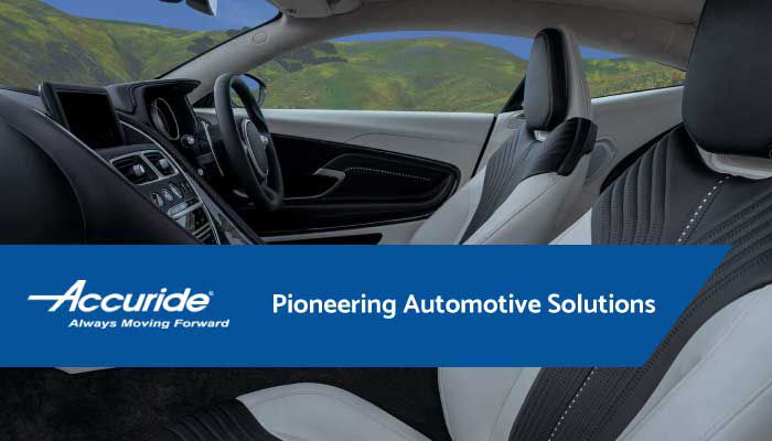 Accuride is a pioneer in automotive movement solutions industry