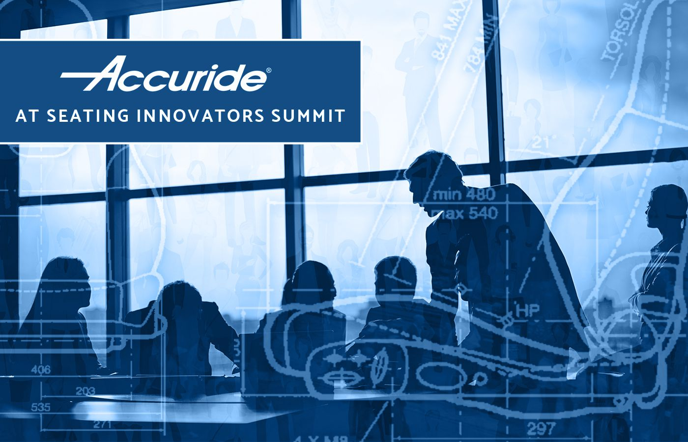 Accuride at the seating innovators summit