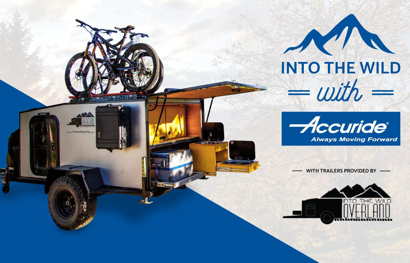 Accuride drawer slides in campers, trailers improving micro living spaces