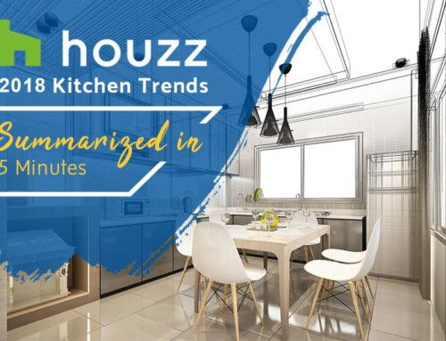 Houzz's 2018 Kitchen Trends Study (In Five Minutes or Less)