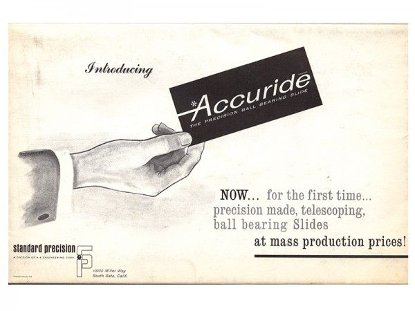 Accuride Business Card Photo