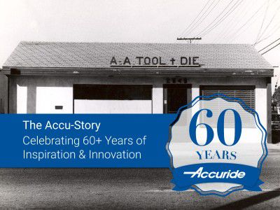 The Accu-Story: Celebrating 60+ Years of Inspiration & Innovation