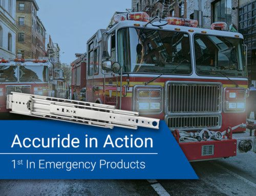 Accuride in Action: 1st In Emergency Products