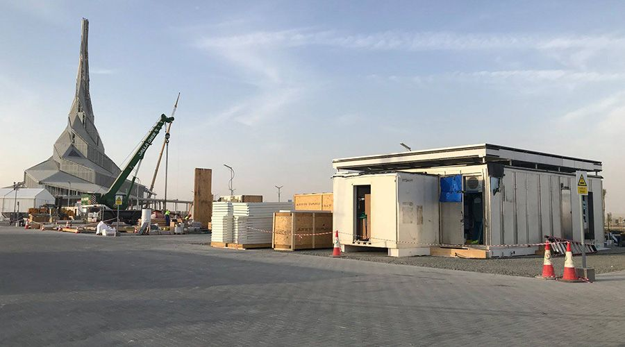 The FutureHAUS will compete against over 20 other designs in Dubai's 2018 Solar Decathlon Middle East.