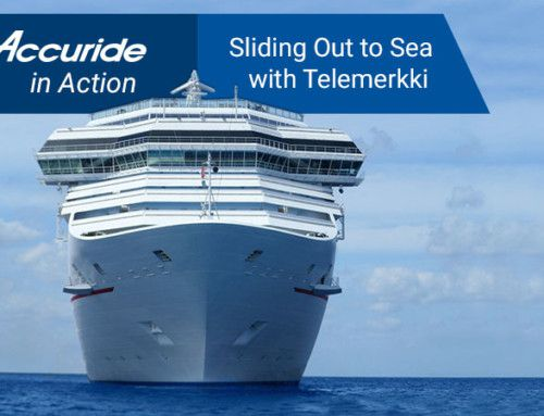 Accuride In Action: Sliding Out to Sea with Telemerkki