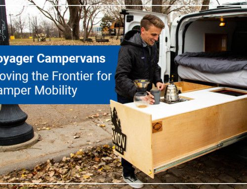 Voyager Campervans: Moving the Frontier for Camper Mobility