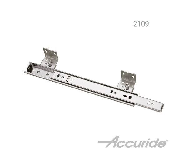 2109 LIGHT-DUTY SLIDE WITH LEVER-DISCONNECT FOR SUSPENDED MOUNTING
