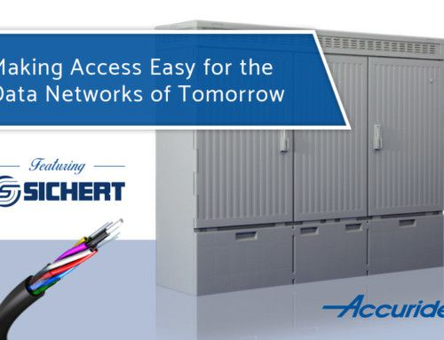 Making Access Easy for the Data Networks of Tomorrow
