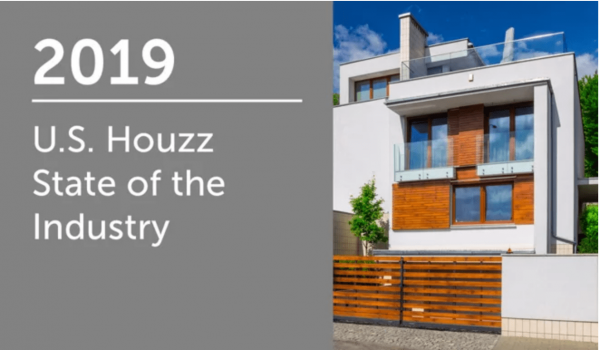 Houzz's annual State of the Industry Report is a mainstay for analysts of the US housing market.