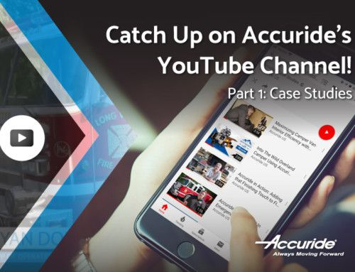Catch up on Accuride's Youtube Channel: Case Studies