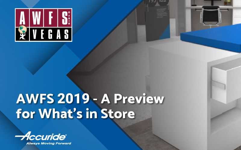 AWFS Fair 2019: What's in Store from Accuride