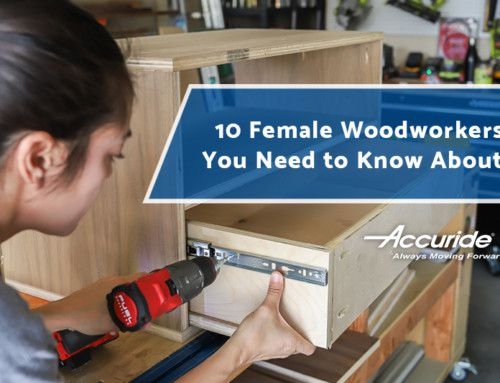 10 Female Woodworkers You Need to Know About