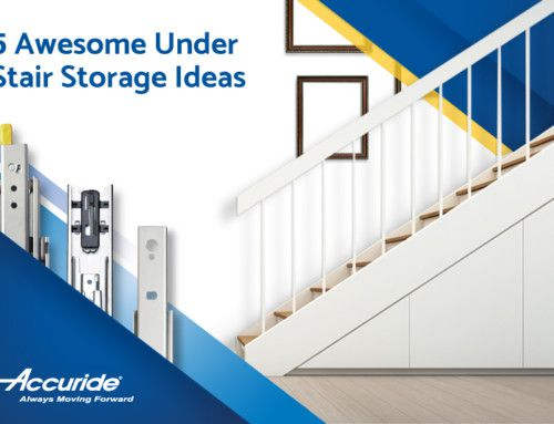 5 Awesome Under Stair Storage Ideas