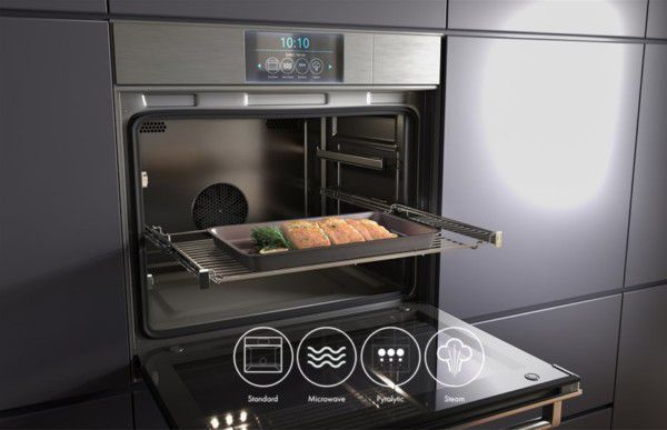 Accuride worked closely with Miele to design and integrate lasting and non-toxic telescopic slides into a new range of self-cleaning ovens.