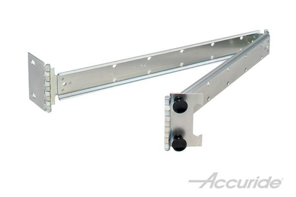 Carriers, such as the Accuride CC9-1-CD, simplify cabling in data centers. Good cable management quickens and eases maintenance, resulting in less downtime and money lost.