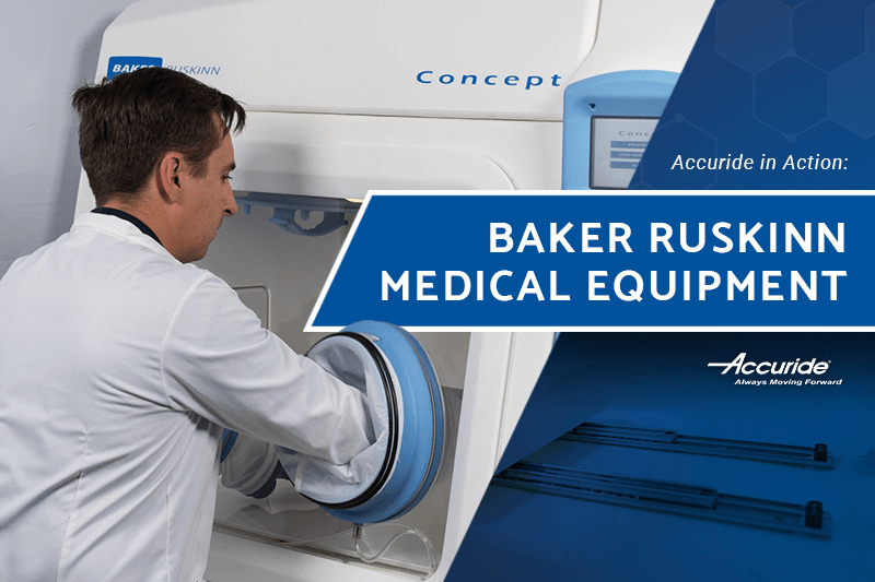 Moving Medical Testing Stations Forward with Baker-Ruskinn