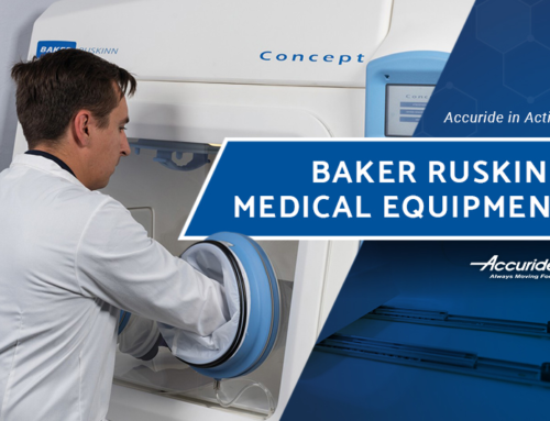 Accuride in Action: Moving Medical Testing Stations Forward with Baker-Ruskinn